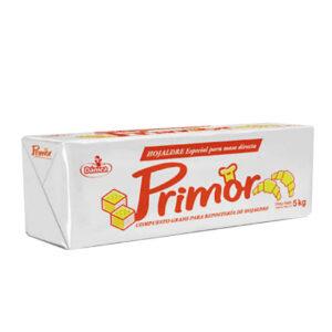 Margarina Primor Hojaldre 100% Bovina X 5Kgs