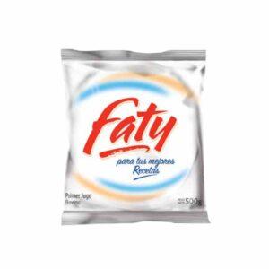 Grasa Faty X 500Grs