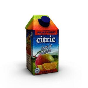 Jugo De Naranja-Mango Citric X500Ml