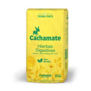 Yerba Mate Cachamate Amarilla X 500 Grs- Pack X 6U