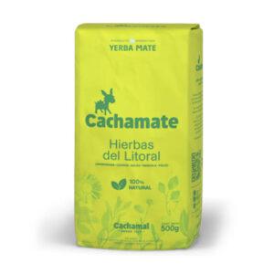 Yerba Mate Cachamate Hierbas Del Litoral X 500 Grs – Pack X 6U