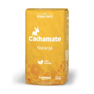 Yerba Mate Cachamate Naranja Suave X 500 Grs – Pack X 6U