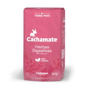 Yerba Mate Cachamate Rosa X 500 Grs – Pack X 6U