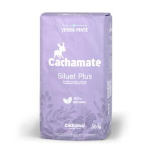 Yerba Mate Cachamate Siluet Plus X 500 Grs – Pack X 6U