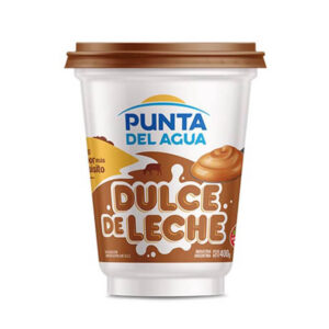 Dulce De Leche Punta Del Agua X 400 Grs
