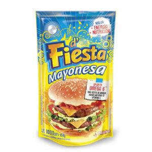 Mayonesa Fiesta Doypack X 1000Cc