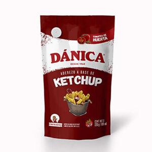 Ketchup Dánica Doypack X 220Grs
