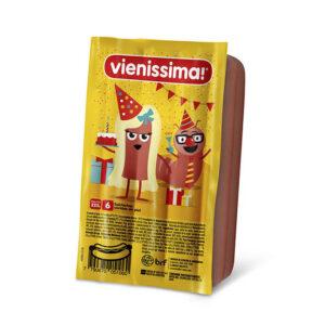 Salchichas Vienissima X 6U
