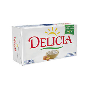 Margarina Delicia 0% Trans X 200Grs
