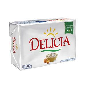 Margarina Delicia 0% Trans X 500Grs