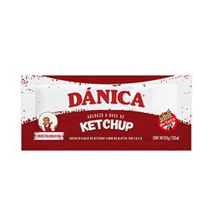 Ketchup Dánica Mini Sachet X 8Grs X 192 U
