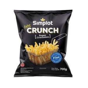 Papas Simplot Extra Crunch  Corte Tradicional X 700 Grs