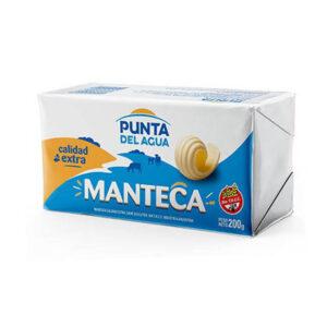 Manteca Punta Del Agua X 200 Grs