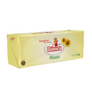 Margarina Dánica Masas 0% Trans X 5Kgs