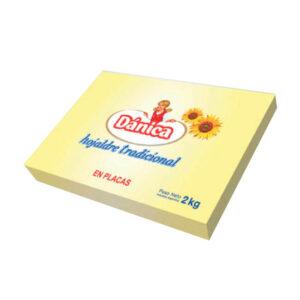 Margarina Dánica Hojaldre Tradicional X 2 Kgs