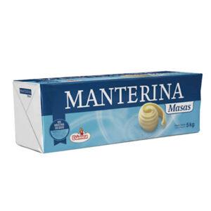 Margarina Manterina Masas 0% Trans X 5Kgs