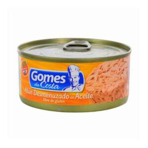 Atun Desmenuzado En Aceite Gomes Da Costa X 170 Grs