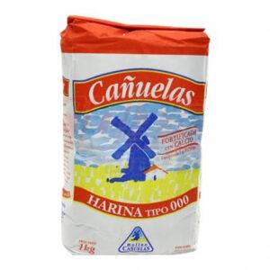 Harina Cañuelas  000 X 1Kg X 10U