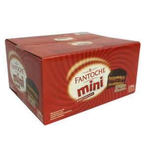 Alfajor Chocolate Mini Fantoche- Caja A Granel X 2,5 Kgs