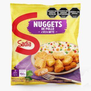 Nuggets de Pollo Crocante Sadia x 900g