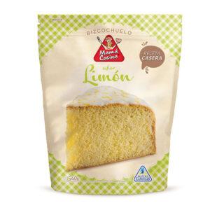 Premezcla Para Bizcochuelo De Limon Mamá Cocina X 540 Grs