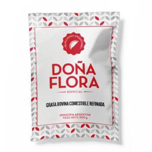 Grasa Doña Flora X 500Grs