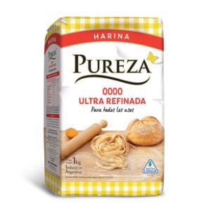 Harina 0000 Pureza X 1Kg X 10U