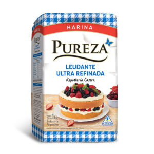 Harina Leudante Pureza X 1Kg X 10 U