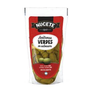 Aceitunas Verdes Nucete – Doypack X 180 Grs
