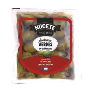 Aceitunas Verdes Nucete – Sachet X 100 Grs
