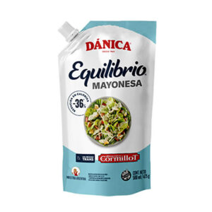 Mayonesa Dánica Equilibrio x 500 ml